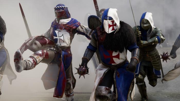 Mordhau — состоялся релиз средневекового экшена Mordhau, Игры, Средневековье, Компьютерные игры, Видео, Рыцарь, Меч, Игра престолов, Hound, Длиннопост