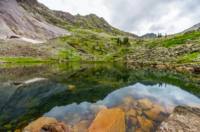 Радиалка к Чёрному озеру Ергаки, Путешествия, Туризм, Горы, Активный отдых, Отдых в России, Длиннопост