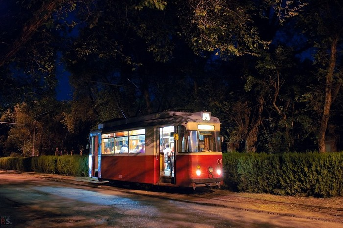 Трамвай номер 3 Фантазия, Рассказ, Миниатюра