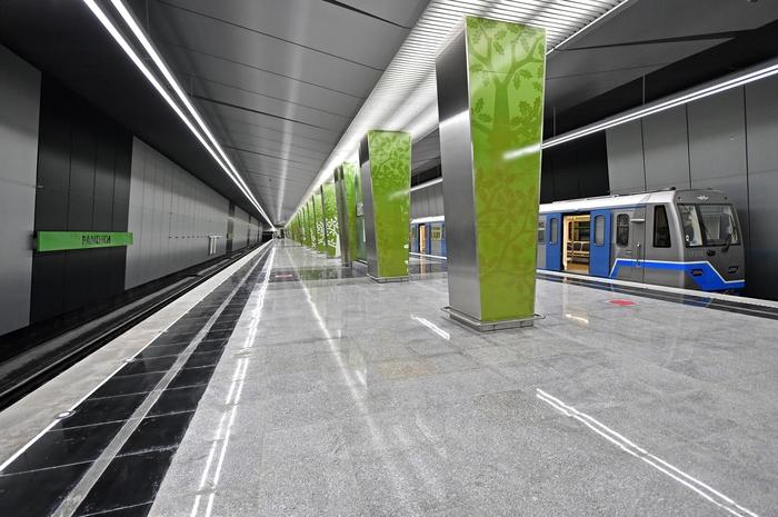 Московское метро в игре Metro Simulator 2019 Метро, Metro, Поезд, Железная дорога, Симулятор, Москва, Длиннопост