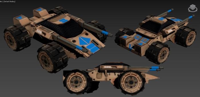 Dune 2 (3D) Ностальгия, Gamedev, Indie, Indiedev, Dune II:The Battle for Arracis, Длиннопост