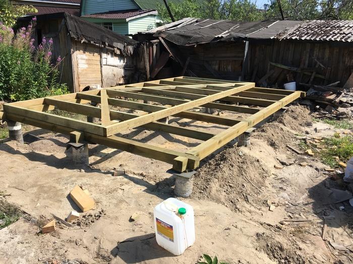 Что нам стоит мастерскую построить Строительство, Ремонт, Мастерская, Дерево, Столярная мастерская, Верстак, Инструменты, Мужское, Длиннопост