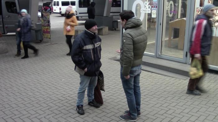 Забавные молдавские попрошайки Попрошайки, Паста, Кишинев, Идиотизм, Длиннопост