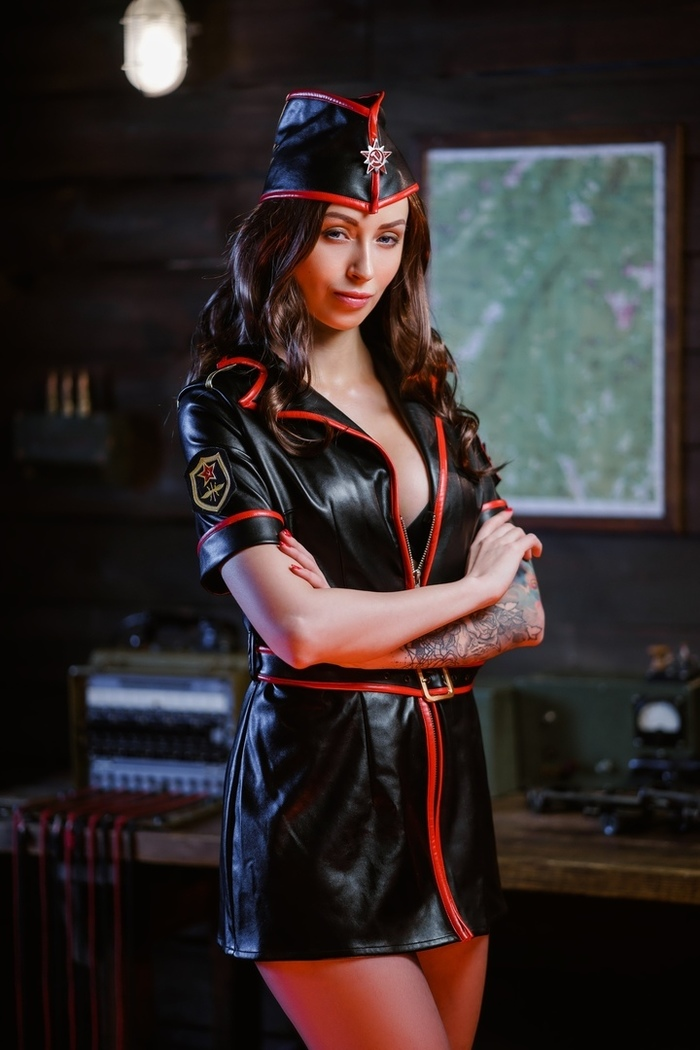 Dasha Fedorovich from Command & Conquer: Red Alert 3 cosplay Red Alert 3, Command & Conquer, Игры, Девушки, Косплей, Длиннопост
