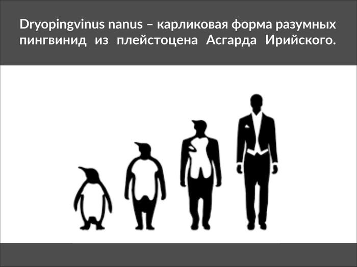 Омские пришельцы, или чем Сибирь хуже Наска? Сенсационная демонстрация мумии пингвиноида! Часть 1 Антропогенез ру, Ученые против мифов, Омск, Пингвины, Заговор, Видео, Длиннопост