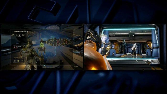 Корабельные баталии в Warframe - Обновление Railjack Warframe, Steam, Копьютерные игры Steam, Компьютерные игры, Видео, Длиннопост, Обновление