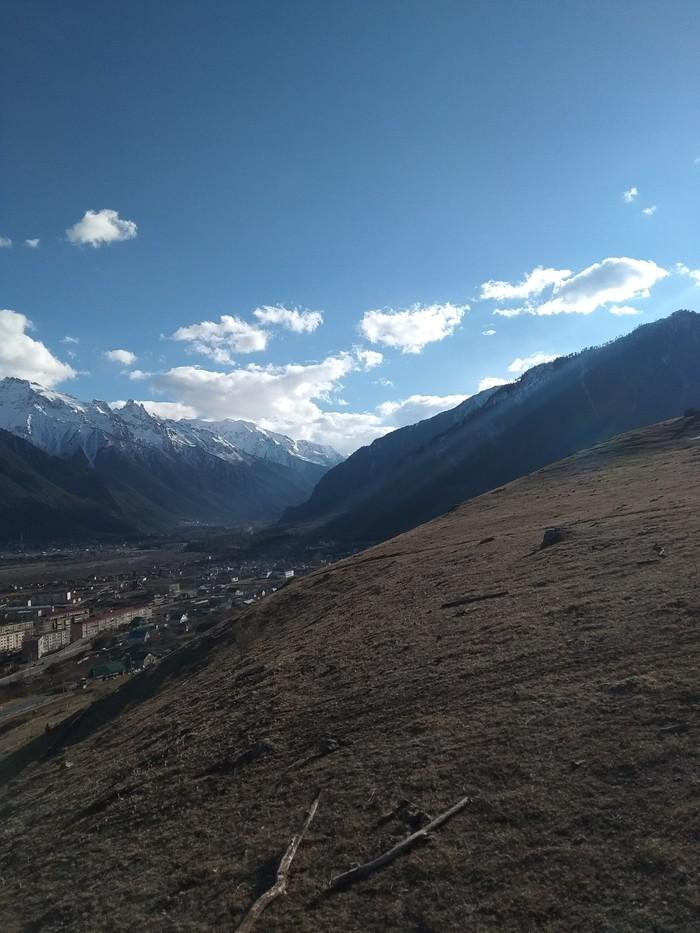 Кавказские горы. Горы, Кавказ, Пейзаж, Красивое, Природа