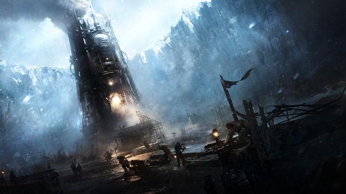 Frostpunk. Новый дом. Дневник капитана 2 Frostpunk, Компьютерные игры, Литстрим, Длиннопост, Стратегия