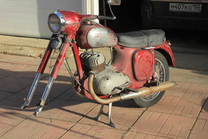 Реставрация мотоцикла Ява Ява, Мотоциклы, Мото, Длиннопост, Реставрация, Drive2