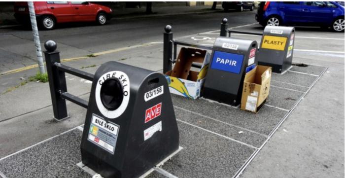 Как в Чехии борются с мусорными нарушителями: Мусор, Чехия, Экология, Переработка мусора, Раздельный сбор мусора