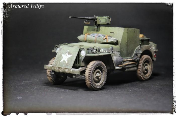 Виллис от Dragon, 1/35. Модели, Виллис, Willys MB Jeep, Масштабная модель, Длиннопост