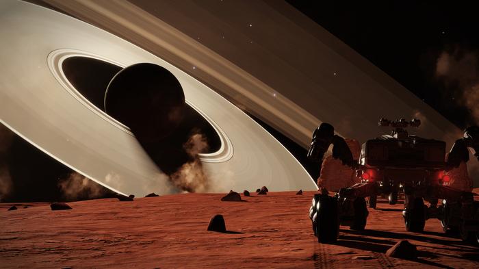 Красота и спокойствие в Elite dangerous #3 Космос, Elite Dangerous, Скриншот, Взрыв, Обои на рабочий стол, Красота, Будущее, Космический корабль, Длиннопост