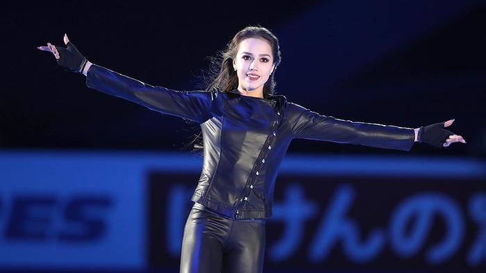 Алина Загитова возглавила международный рейтинг фигуристок Фигурное катание, Спорт, Загитова, Лед, Рейтинг, Россия