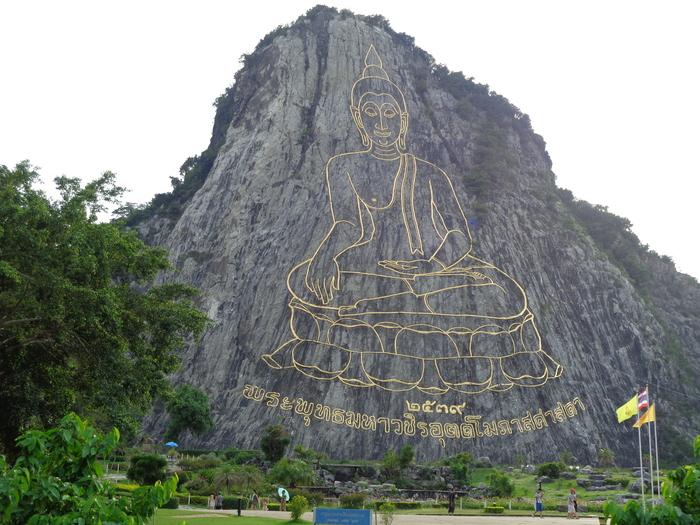 Будда Будда, Скала 1, Длиннопост