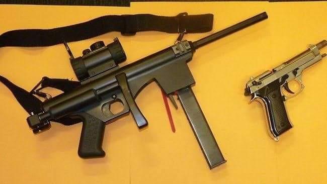 Расскажите мне про то что оружейные запреты работают. Пистолет-Пулемет, Очумелые ручки, Антипод, Австралия, Законодательство