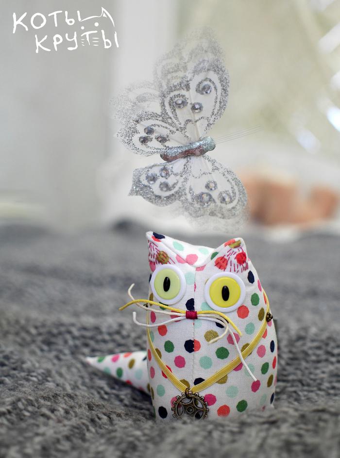 Гармония Рукоделие без процесса, Кот, Мягкая игрушка, Котомафия, Своими руками, Игрушки, Длиннопост