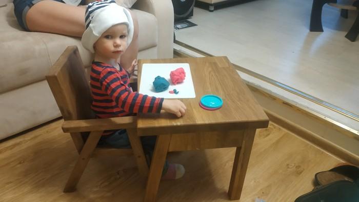 """Детский """"письменный"""" гарнитур Стол, Столярные работы, Мебель, Дети"""