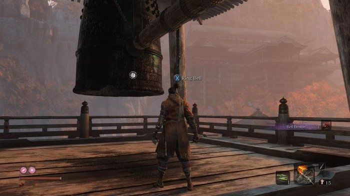 Как работает демонический колокол в Sekiro Sekiro: Shadows Die Twice, Сложность, Игровая механика
