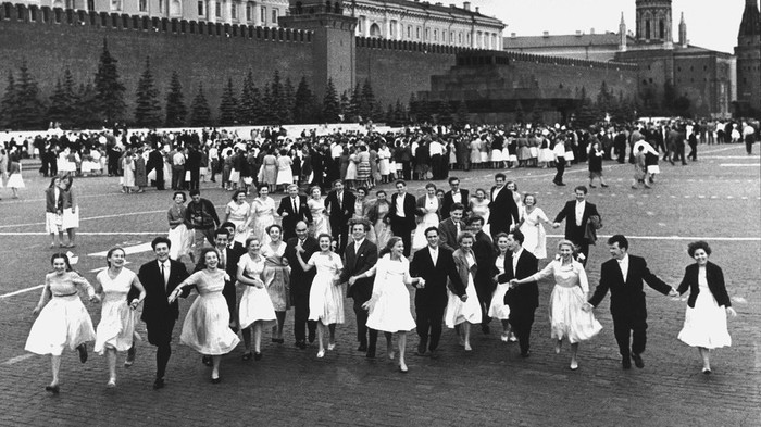 За день до страшной войны [Фейк] Война, Великая Отечественная война, Москва, Красная площадь