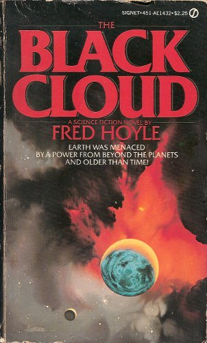 Фред Хойл, «Чёрное облако» (1957) Фантастика, Научная фантастика, Sci-Fi, Английская литература, Астрономия, Политика, Обзор книг, Длиннопост