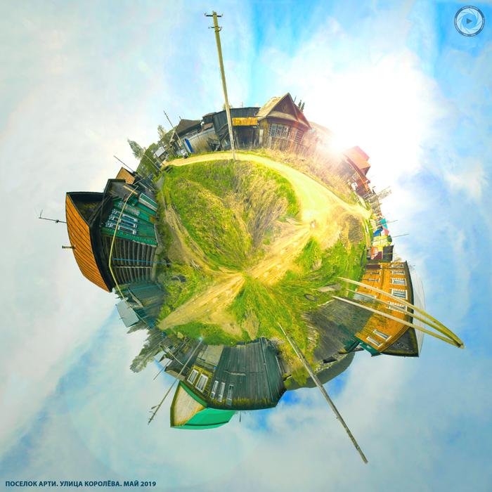 Мои круговые панорамы. Панорама, Сферическая панорама, Ab87, Арти, Поселок арти, Артинский район, Photoshop, Длиннопост