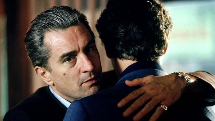 Как менялся Роберт Де Ниро за свою карьеру в кино. Роберт Де Ниро, Голливудские звезды, Тогда и сейчас, Спустя годы, Фильмы, Длиннопост
