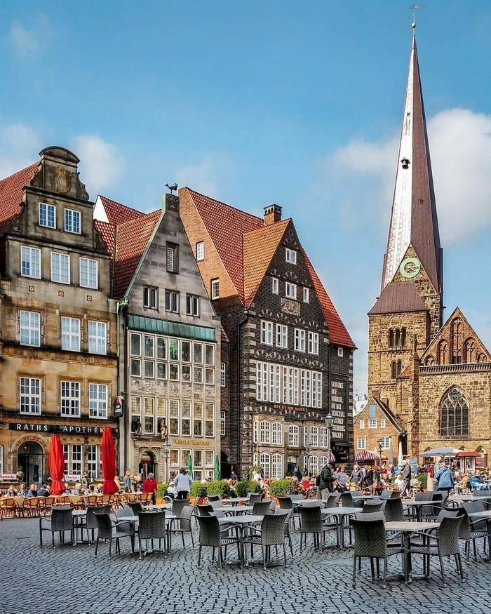 Бремен, Германия.