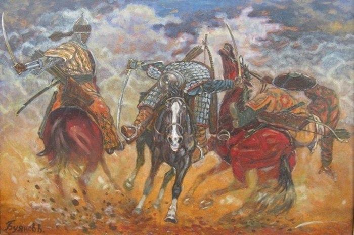 Атлахская битва (751 год) Арабы, Китайцы, Атлахская битва, Талас, Тараз, Битва, Сражение, Ислам, Длиннопост