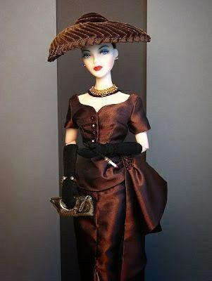 Кукольный винтаж Винтаж, Красивые платья, Шарнирная кукла, Длиннопост