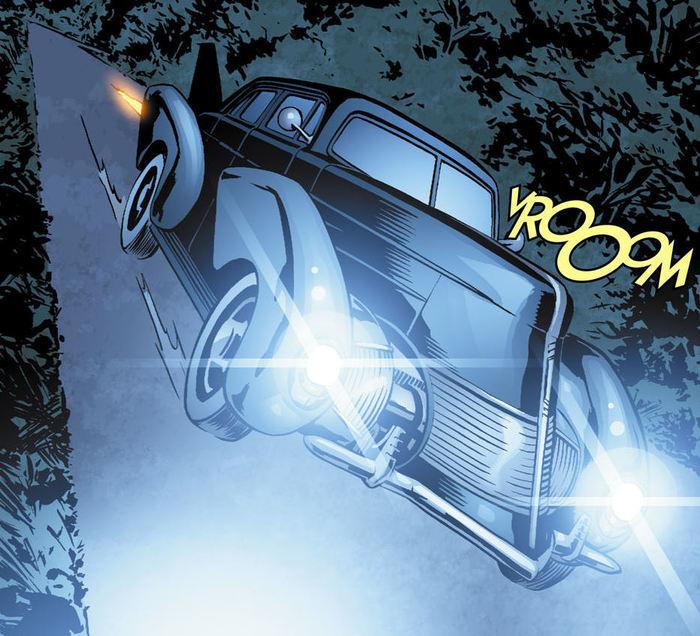 Потому что он Бэтмэн, ч. 10 - Бэт-транспорт Супергерои, DC Comics, Бэтмен, Транспорт, Комиксы-Канон, Длиннопост