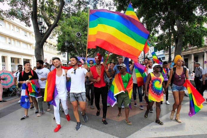 Гей парад на Кубе. Геи, Куба, ЛГБТ, Новости