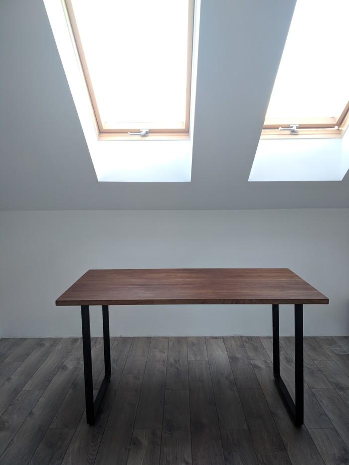 Стол на кухню своими руками Стол, Своими руками, Мебель своими руками, Лофт, Кот, Длиннопост