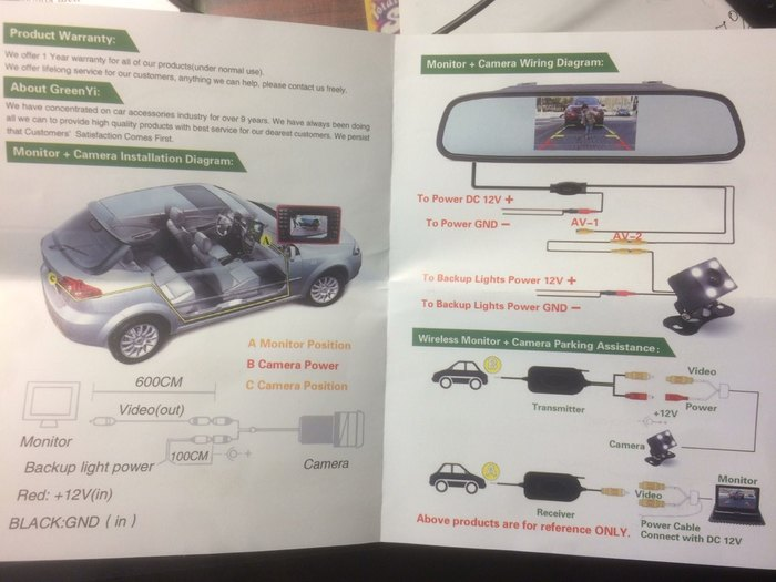 Помогите подсоединить камеру китайца к машине Без рейтинга, Тюнинг, Автомобильное сообщество, Помогите найти, Длиннопост