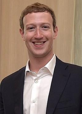 Сегодня отмечает свой день рождения основатель крупнейшей соц.сети Facebook