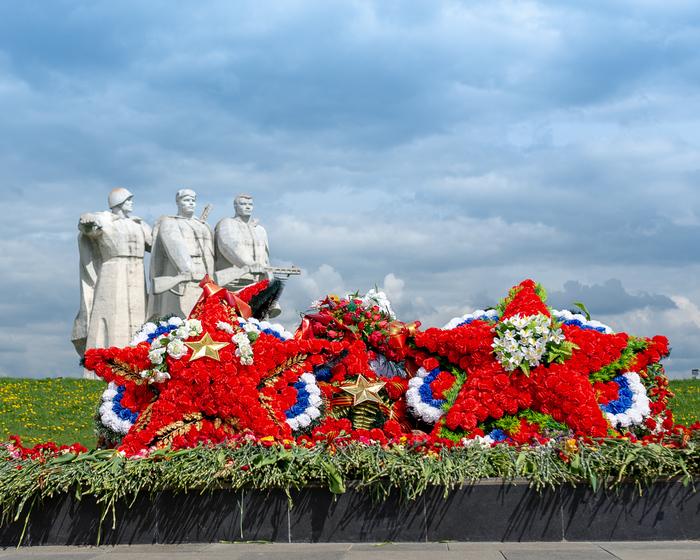 О подвиге под Москвой Начинающий фотограф, Панорама, 28 панфиловцев, День Победы, Фотография, 9 мая, Длиннопост