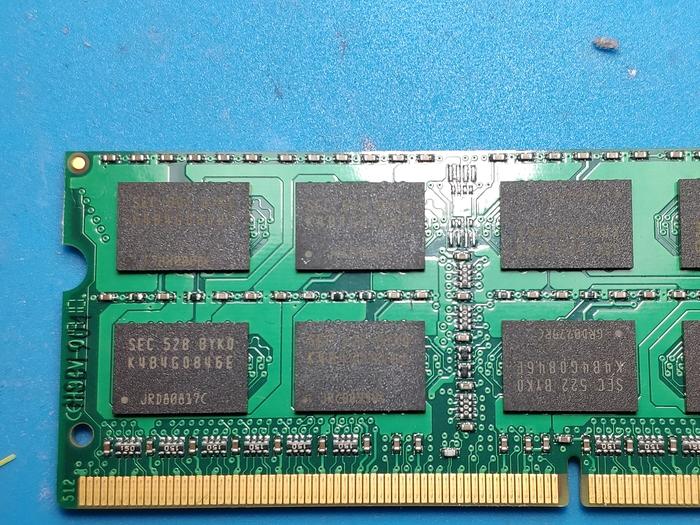 Переделка планки оперативной памяти DDR3 (1,5В) в DDR3L (1,35В) для Пикабушника. Ремонт ноутбуков, Оперативная память, Переделка, Москва, Ddr3, Ddr3l, Длиннопост