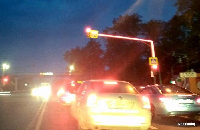 Годный светофор Дорога, Светофор, Безопасность на дорогах, Бронницы