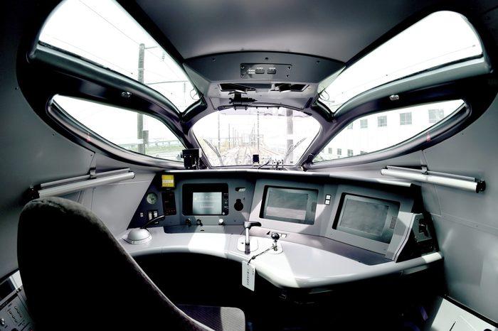 В Японии построили поезд с 22-метровым «носом» Поезд, Alfa-x, 22 метра, Видео, Длиннопост