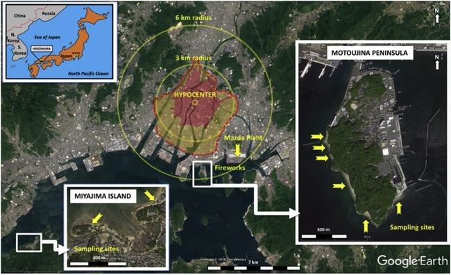 Хиросимиты — странные последствия атомной бомбардировки. Хиросима, США, Геологи, Артефакт, Наука, Длиннопост