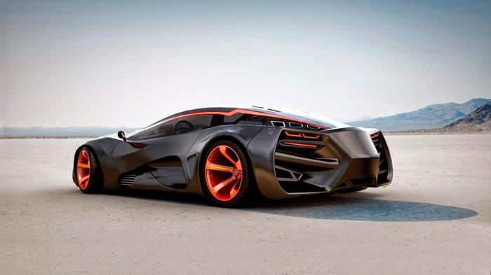 Проект суперкара Lada Raven могут возродить Lada Raven, Суперкар, Дмитрий Лазарев, Автоваз, Длиннопост