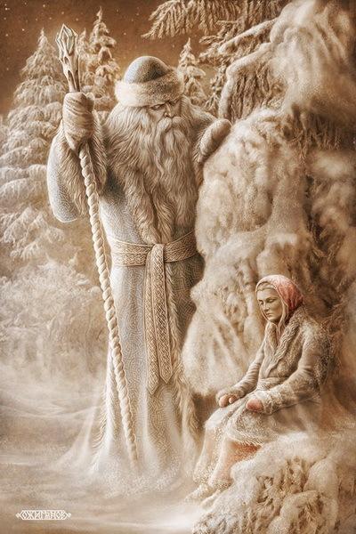 Хозяйка Врат (главы IV-V) Рассказ, История, Длиннопост, Сказка