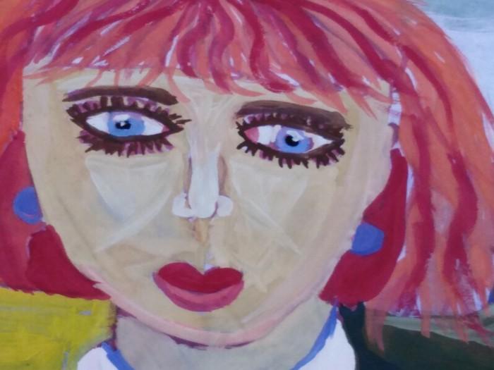 """""""я люблю свою работу"""" Глазами ребёнка. Рисунок, Гарольд скрывающий боль, Улыбнуло, Дети, Конкурс рисунка"""