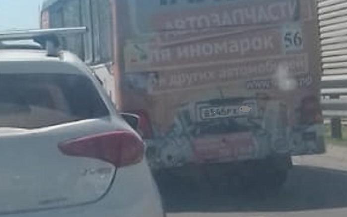 Реклама на автобусе Креативная реклама, Или нет