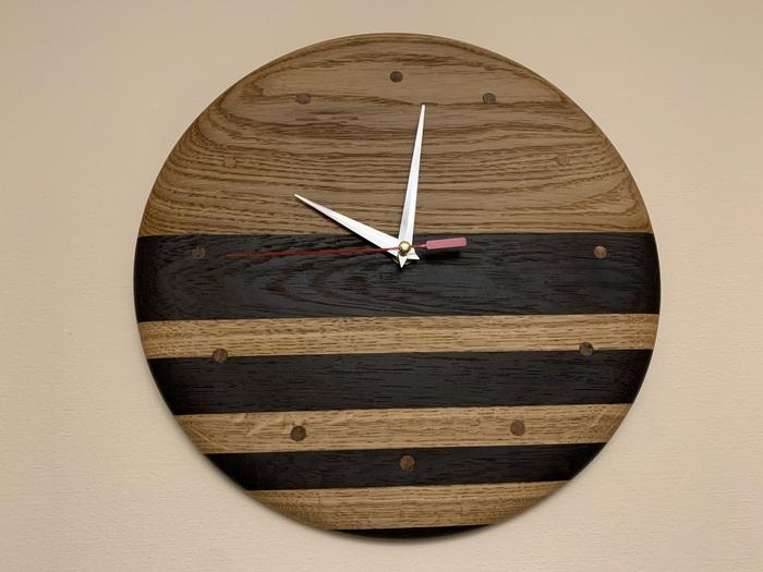 Настенные часы Часы, Столярка, Деревообработка, Своими руками, Токарка