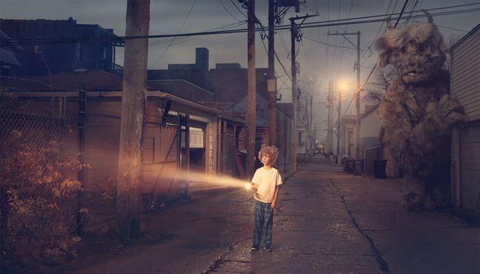Сказка про Фонарик, который боялся темноты Сказка, Литература для детей, Длиннопост