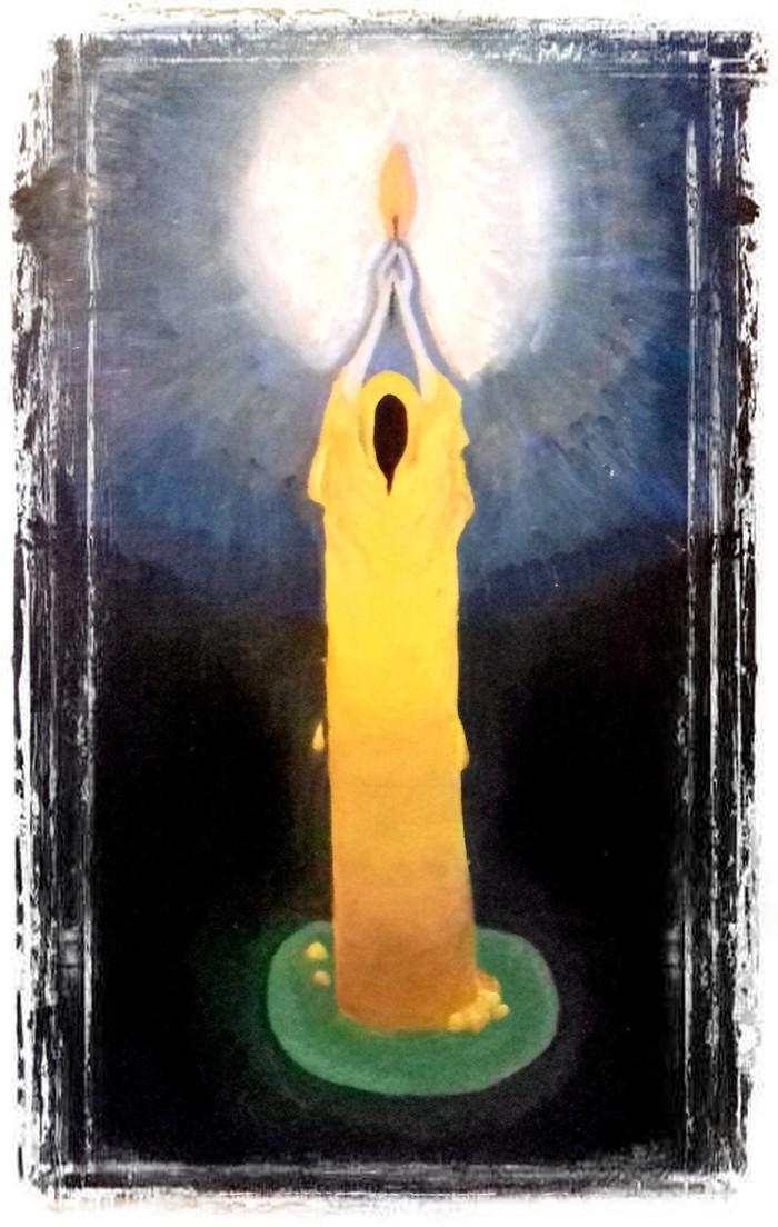Светлая #5 Светлая, Авторские истории, Фэнтези, Текст, Длиннопост