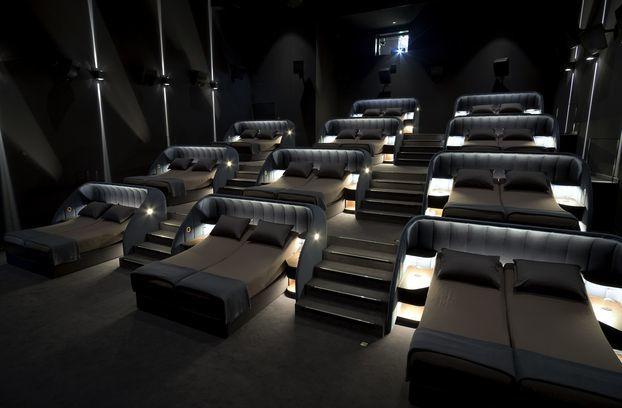 Кинотеатр моей мечты Кинотеатр, Швейцария, VIP, Фильмы