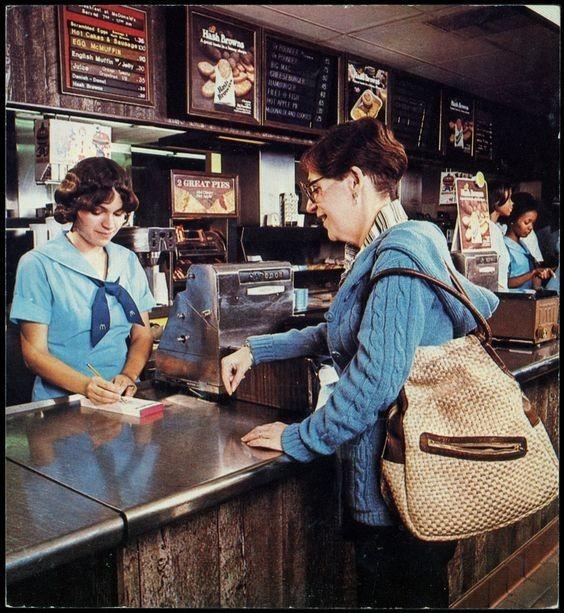 McDonald's, США, 1978 год