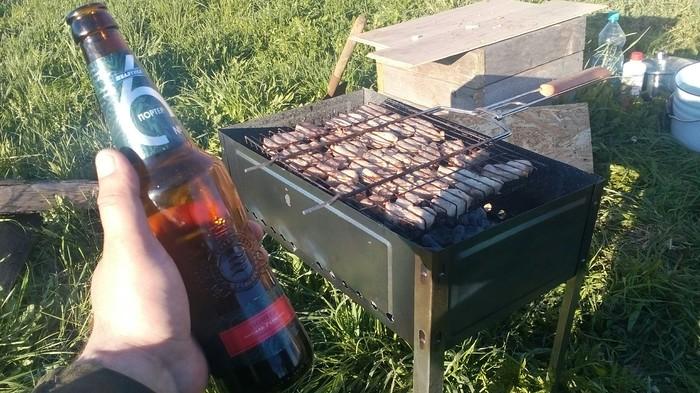 Как готовить мясо Мясо, Пиво, Приготовление, Сам, Длиннопост