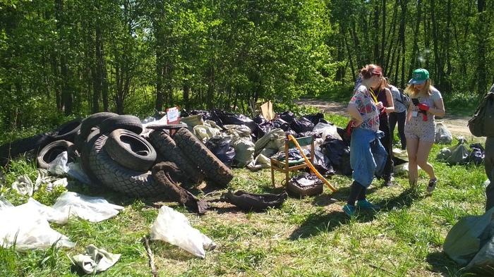 Чистые игры. Убрали 2300 кг мусора за 1,5 часа. Мусор, Чистомен, Абсурд, Как так?, Длиннопост